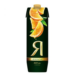 «Я»  - (natural  fruit juices)