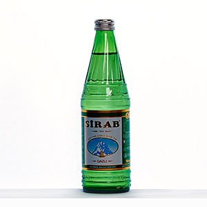 Sirab (seltzer, bottled)