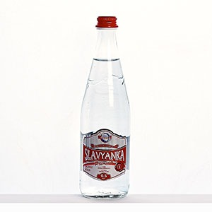 Slovyanka (bottled water)